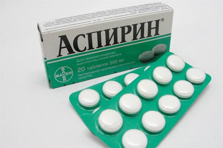 аспирин при повышенном давлении и головной боли
